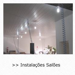 Colocação e Instalação de Forro de PVC em Salões